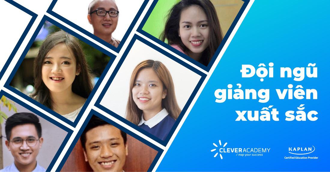 Clever Academy - Nơi hội tụ của những giảng viên xuất sắc chuyên luyện các bài thi quốc tế - Ảnh 4.