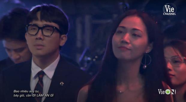 Lộ info cô nàng chiếm spotlight trong màn biểu diễn của GDucky tại Rap Việt - Ảnh 1.