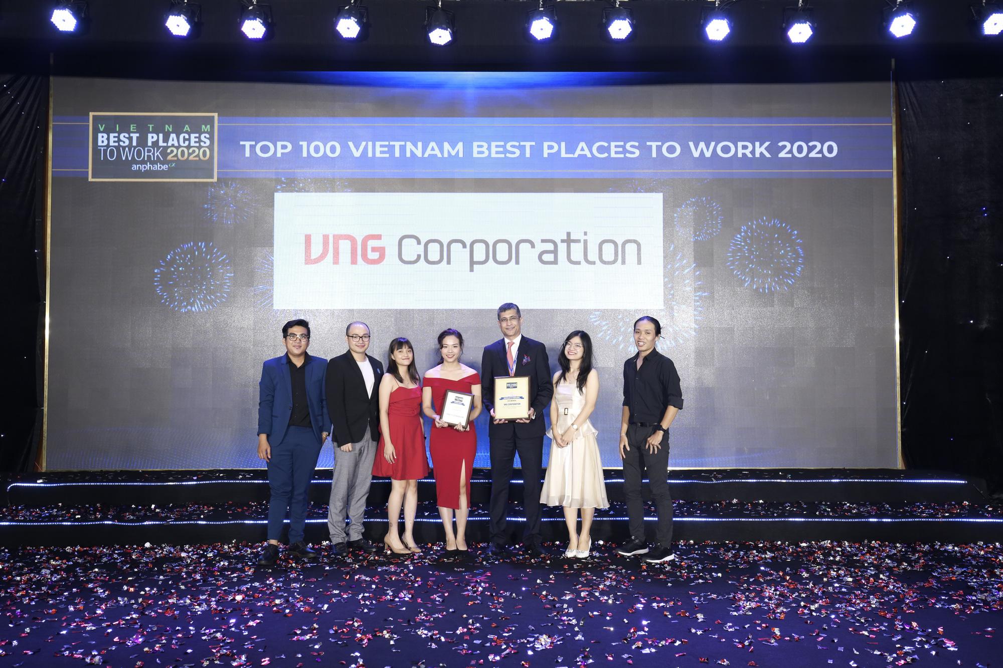"""VNG """"on top"""" Nơi làm việc tốt nhất Việt Nam, chuyện không bất ngờ! - Ảnh 1."""