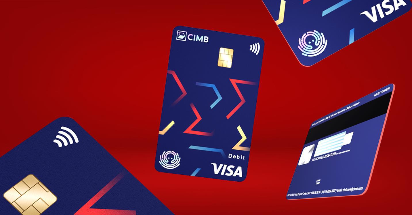 """Giải mã cơn sốt thẻ ghi nợ CIMB Visa Debit phiên bản """"thay áo"""" - """"ngầu"""" từ hình thức đến tính năng dành riêng cho giới trẻ - Ảnh 1."""