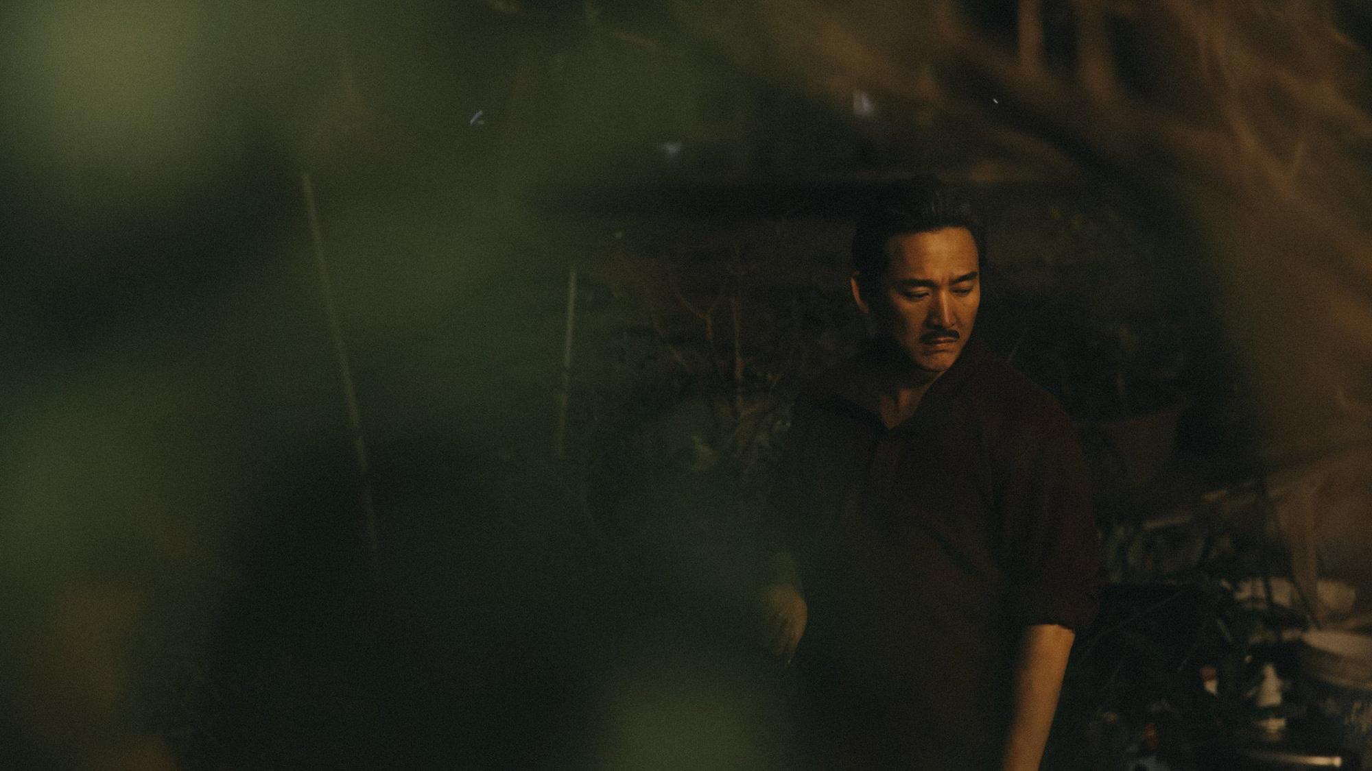 """Hứa Vĩ Văn: """"Vai diễn trong Trái Tim Quái Vật vừa khổ vừa dơ"""" - Ảnh 5."""
