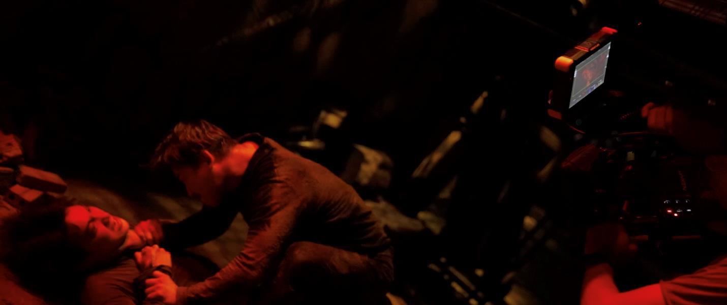 """Hứa Vĩ Văn: """"Vai diễn trong Trái Tim Quái Vật vừa khổ vừa dơ"""" - Ảnh 8."""