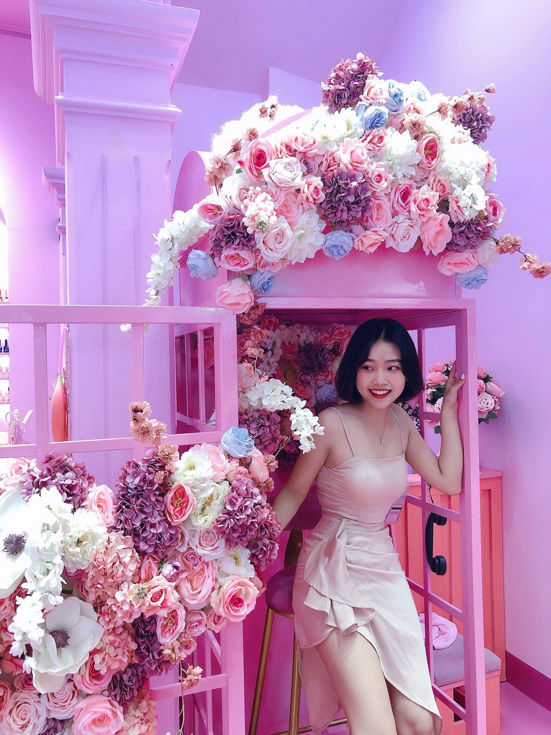 Giới trẻ hào hứng check-in với tiệm nail Hàn Quốc thu nhỏ - Ảnh 2.