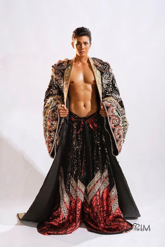 """Ngắm dàn """"nam thần"""" tham gia Miss and Mister Võ Lâm Truyền Kỳ 15: Từ người mẫu đến tổng tài bá đạo đều đủ cả - Ảnh 3."""