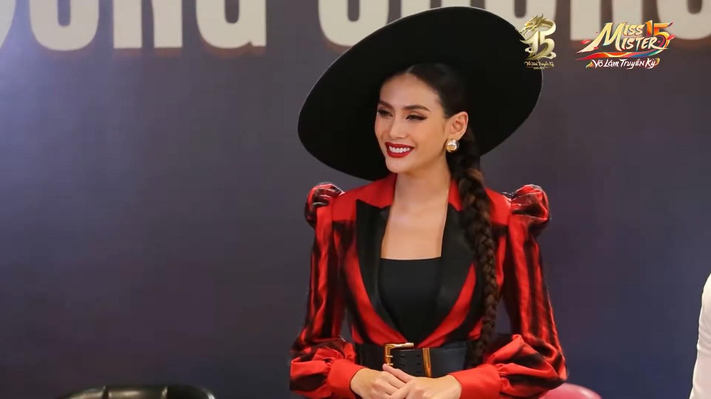 Tập 2 Chung kết Miss & Mister VLTK 15: Sự xuất hiện của siêu mẫu Võ Hoàng Yến và buổi tiệc bất ngờ tại nhà chung - Ảnh 2.