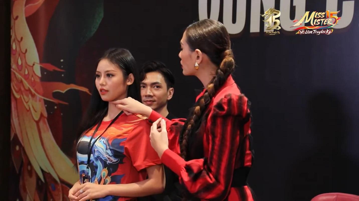 Tập 2 Chung kết Miss & Mister VLTK 15: Sự xuất hiện của siêu mẫu Võ Hoàng Yến và buổi tiệc bất ngờ tại nhà chung - Ảnh 3.