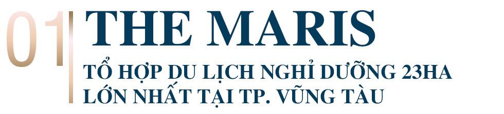 Chuỗi giá trị kiêu hãnh giúp The Maris vươn xa trên bản đồ du lịch Việt Nam - Ảnh 1.