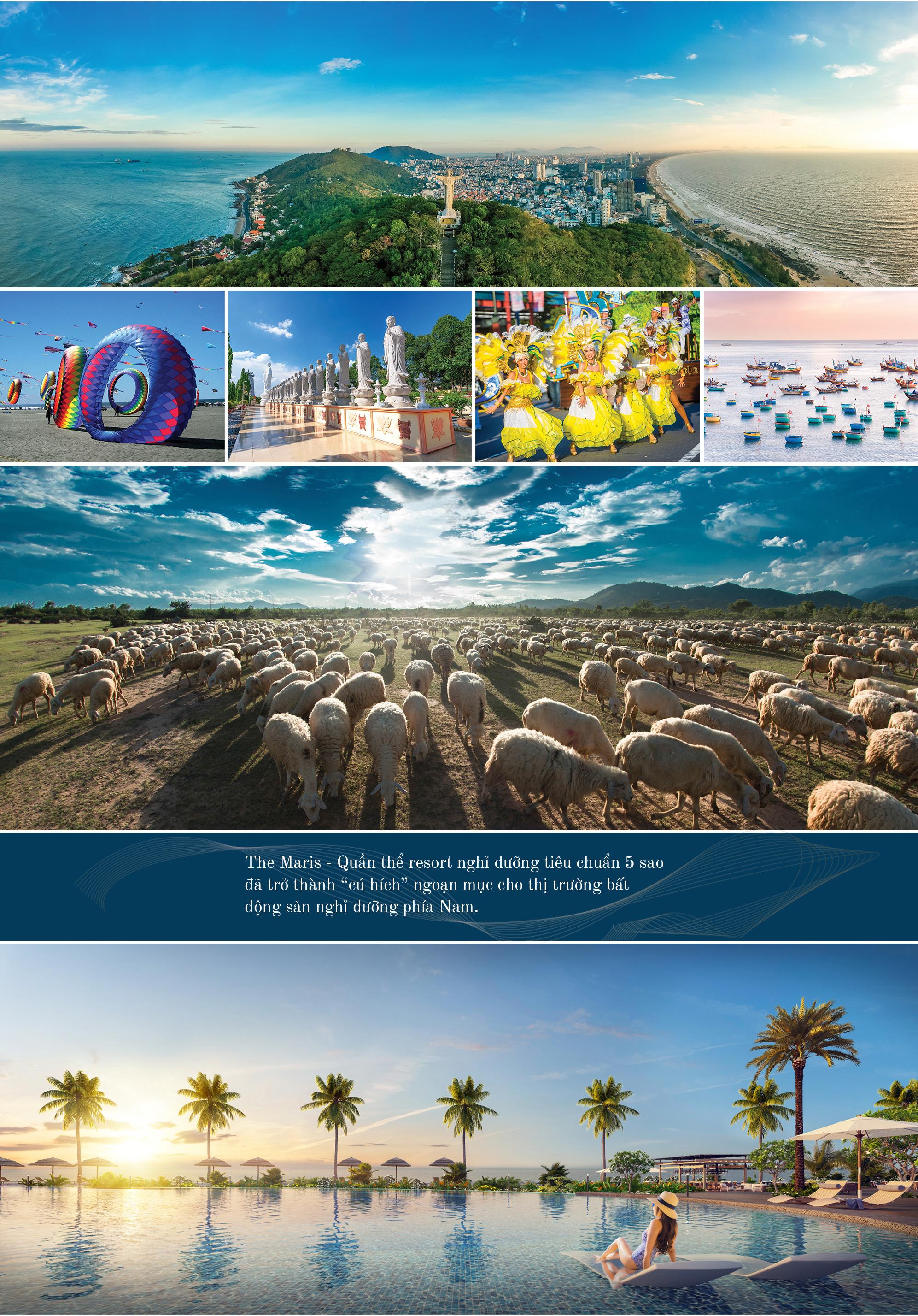 Chuỗi giá trị kiêu hãnh giúp The Maris vươn xa trên bản đồ du lịch Việt Nam - Ảnh 2.