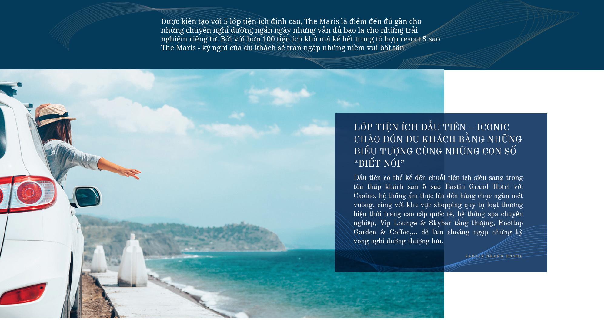 Chuỗi giá trị kiêu hãnh giúp The Maris vươn xa trên bản đồ du lịch Việt Nam - Ảnh 7.