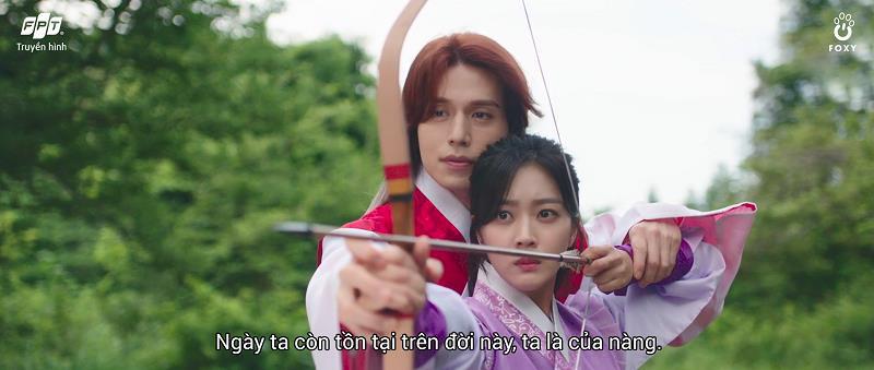 """Những màn """"thả thính"""" đỉnh cao của chàng cáo Lee Dong Wook - Ảnh 1."""