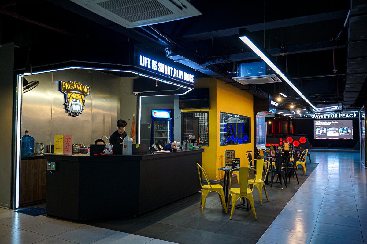 Lạc vào phòng game chuẩn Hàn vừa mở cửa tại Hà Nội: Không gian, dịch vụ khác biệt khiến nhiều bạn trẻ đón chờ - Ảnh 2.