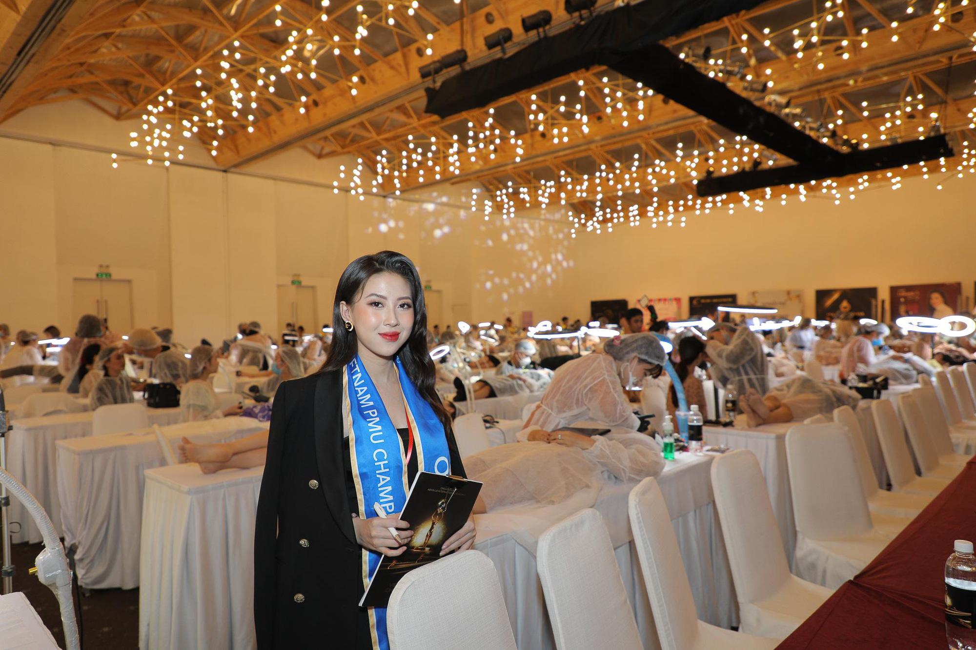 Học viên Hairstrokes của Hương Trà đạt giải cao trong cuộc thi PMU 2020 - Ảnh 3.