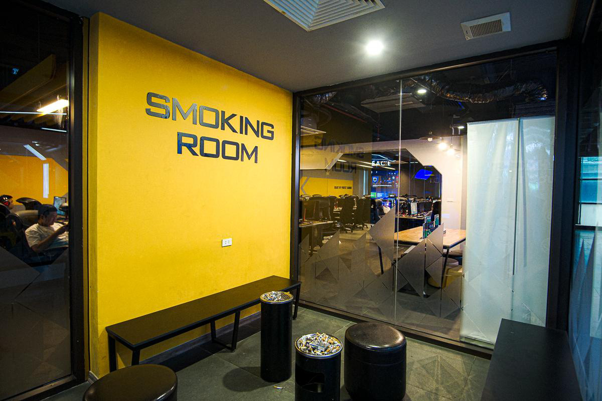 Lạc vào phòng game chuẩn Hàn vừa mở cửa tại Hà Nội: Không gian, dịch vụ khác biệt khiến nhiều bạn trẻ đón chờ - Ảnh 4.
