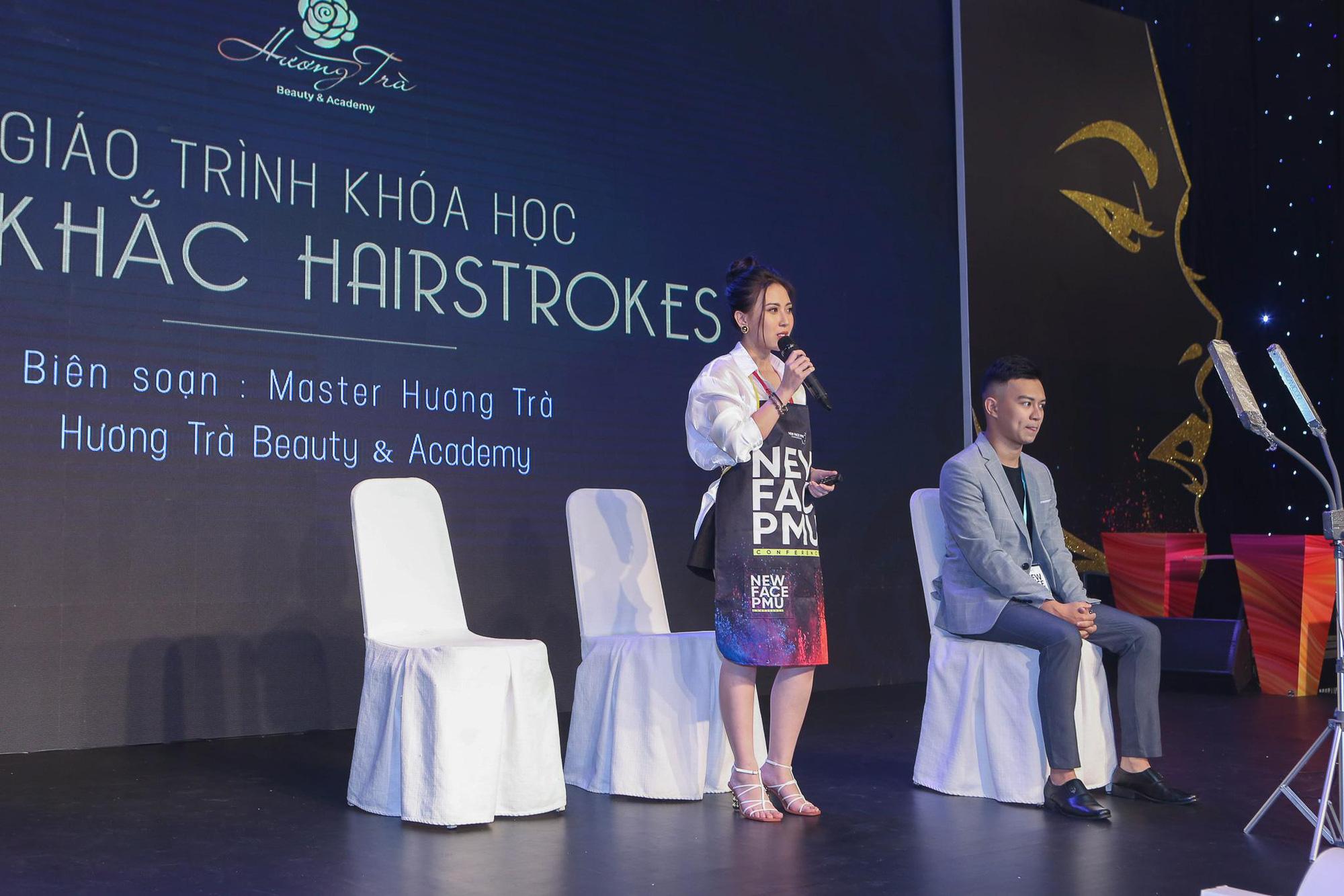 Học viên Hairstrokes của Hương Trà đạt giải cao trong cuộc thi PMU 2020 - Ảnh 5.