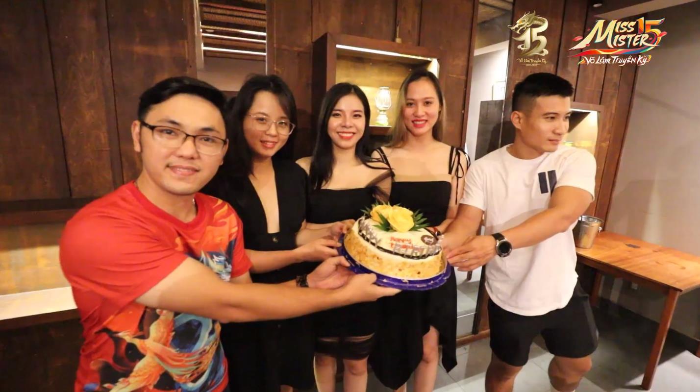 Tập 2 Chung kết Miss & Mister VLTK 15: Sự xuất hiện của siêu mẫu Võ Hoàng Yến và buổi tiệc bất ngờ tại nhà chung - Ảnh 8.
