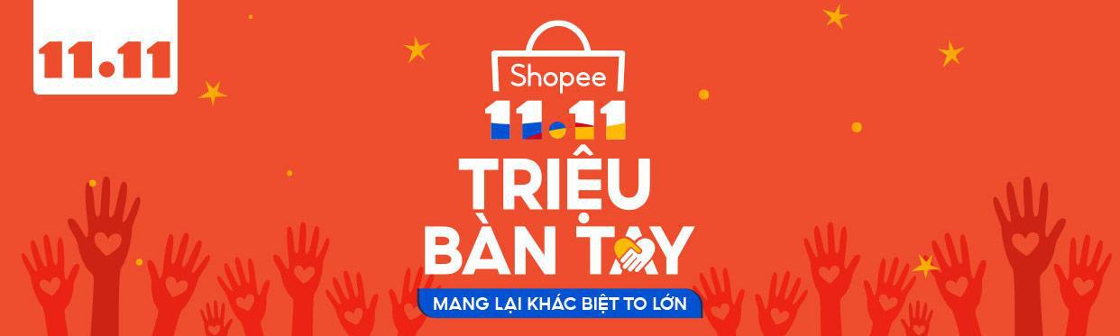 Phiếu mua hàng trị giá 100.000 đồng trên Shopee có giá chỉ 11.000 đồng, bạn thử chưa? ` - Ảnh 1.