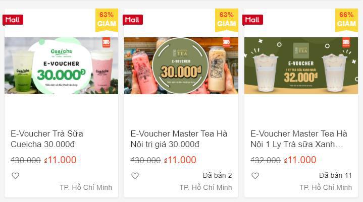 Phiếu mua hàng trị giá 100.000 đồng trên Shopee có giá chỉ 11.000 đồng, bạn thử chưa? ` - Ảnh 2.