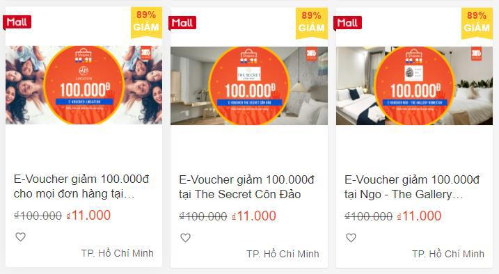 Phiếu mua hàng trị giá 100.000 đồng trên Shopee có giá chỉ 11.000 đồng, bạn thử chưa? ` - Ảnh 3.
