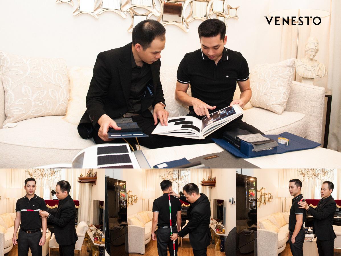 Điều gì khiến nhãn hiệu Venesto luôn tạo cơn sốt cho những người ưa thích sự hoàn mỹ - Ảnh 8.