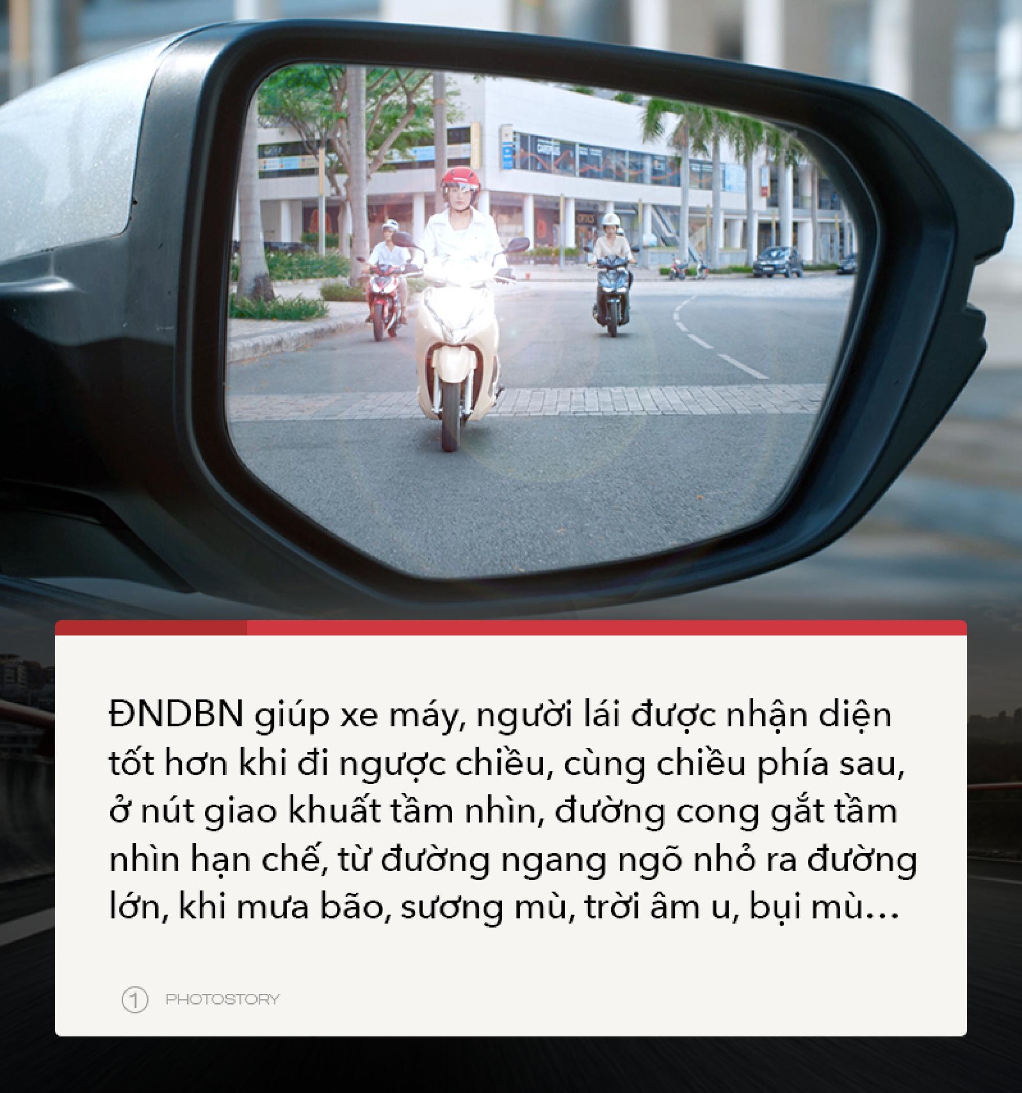 Đèn nhận diện ban ngày, xu hướng dần trở nên phổ biến tại Việt Nam - Ảnh 5.