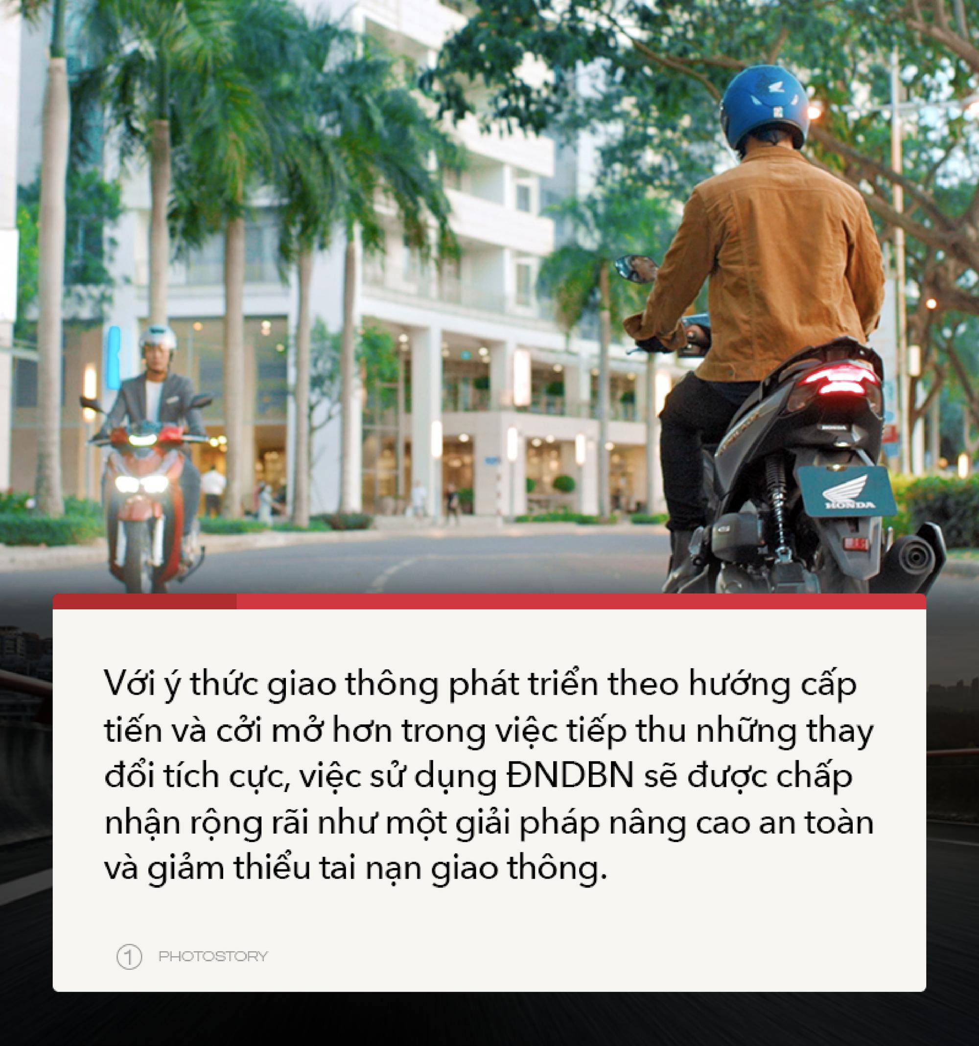 Đèn nhận diện ban ngày, xu hướng dần trở nên phổ biến tại Việt Nam - Ảnh 6.
