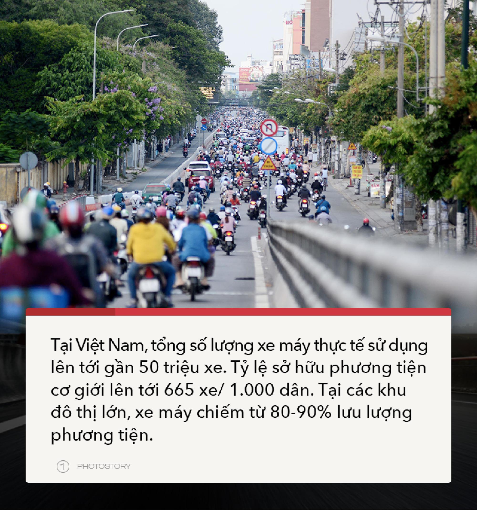 Đèn nhận diện ban ngày, xu hướng dần trở nên phổ biến tại Việt Nam - Ảnh 1.