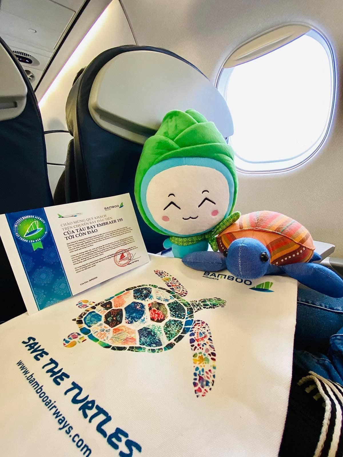 """Chủ tịch Bamboo Airways chia sẻ trải nghiệm khó quên khi """"hộ tống"""" rùa con về biển tại Côn Đảo - Ảnh 10."""