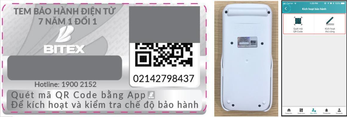 App BITEX - Bảo hành chính hãng Casio tận 7 năm siêu nhanh và dễ - Ảnh 2.