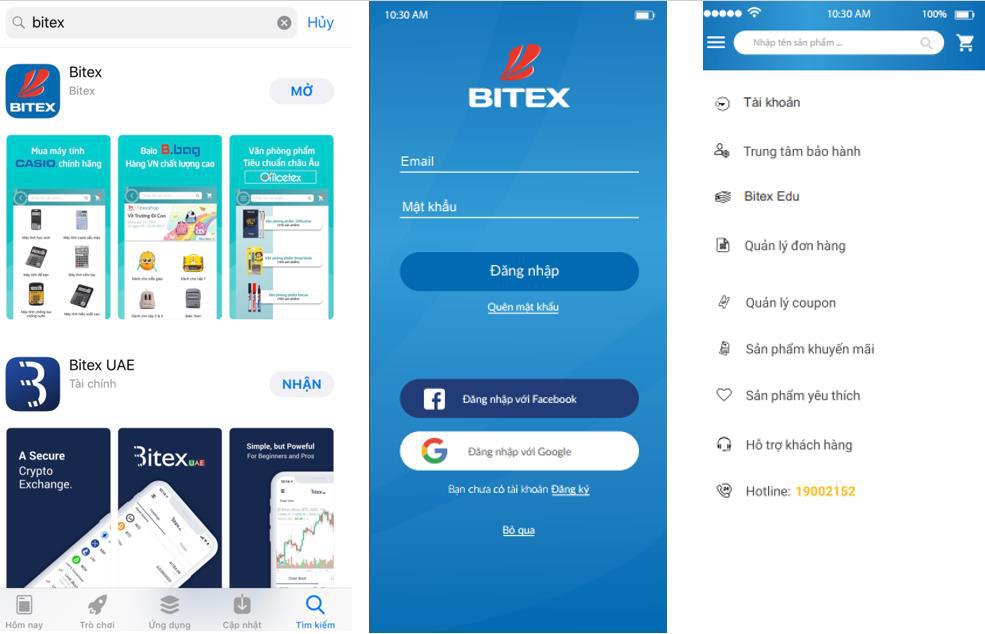 App BITEX - Bảo hành chính hãng Casio tận 7 năm siêu nhanh và dễ - Ảnh 4.