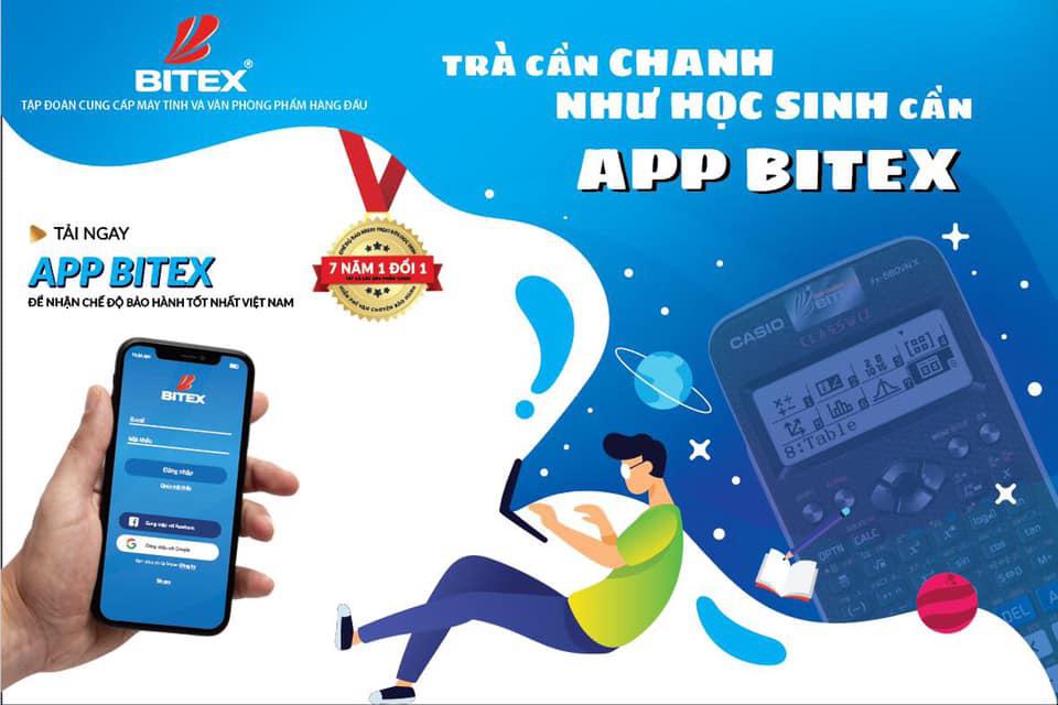 App BITEX - Bảo hành chính hãng Casio tận 7 năm siêu nhanh và dễ - Ảnh 6.