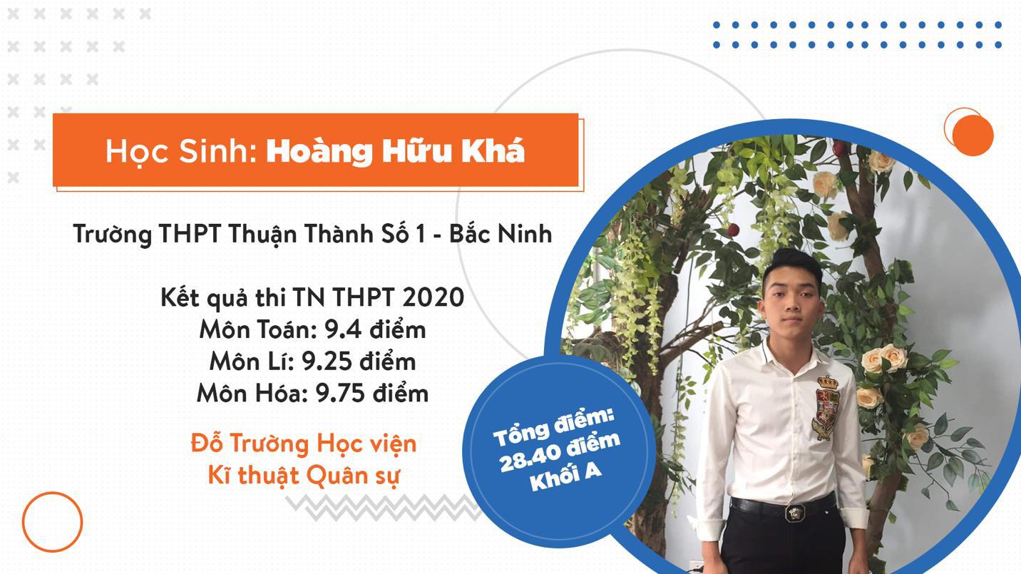 Bất ngờ dàn học sinh tuyensinh247 điểm cao ngất ngưởng, đỗ hàng hoạt trường đại học hàng đầu Việt Nam - Ảnh 8.