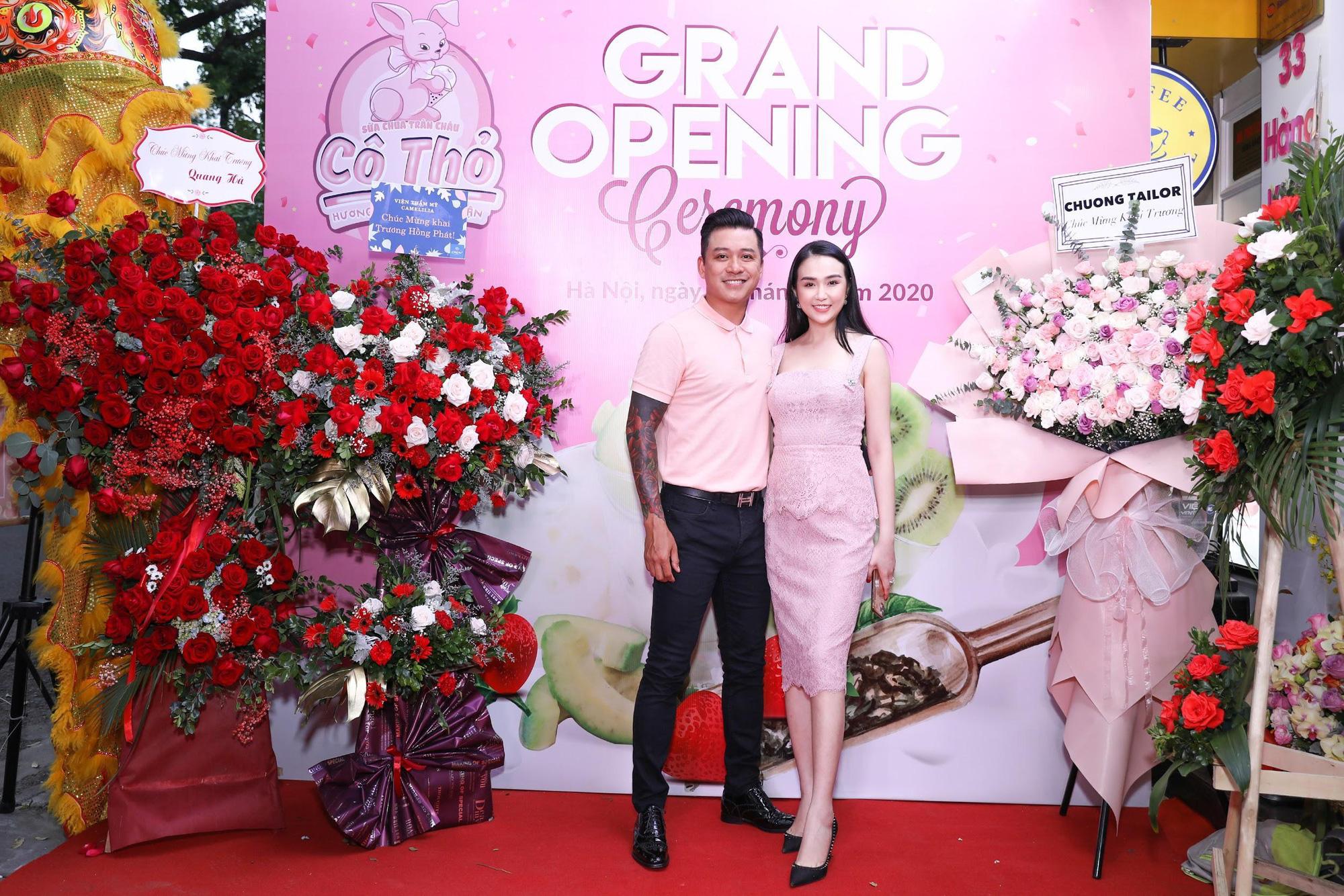 Hương Baby - Tuấn Hưng mở 40 chi nhánh sữa chua trân châu trên toàn quốc - Ảnh 2.