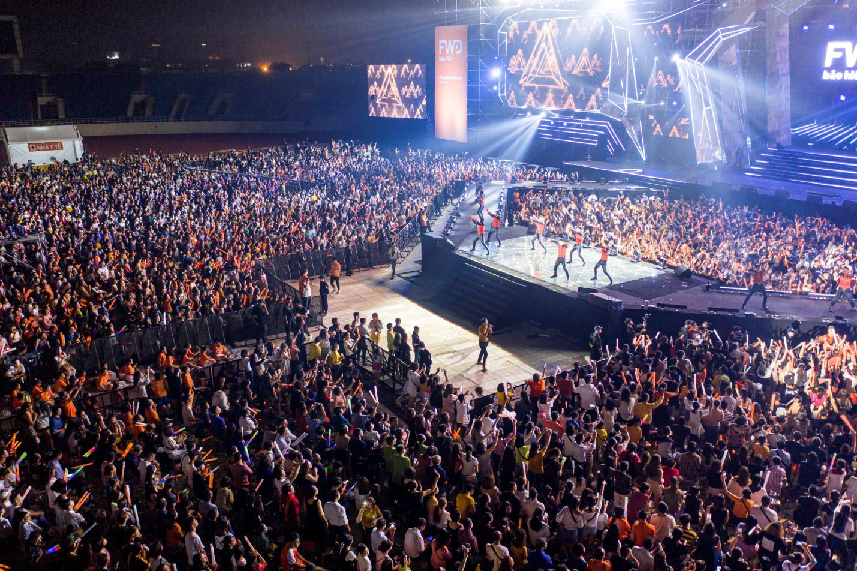 Sẵn sàng bùng nổ với Hành trình âm nhạc FWD Music Tour 2020 - Ảnh 3.