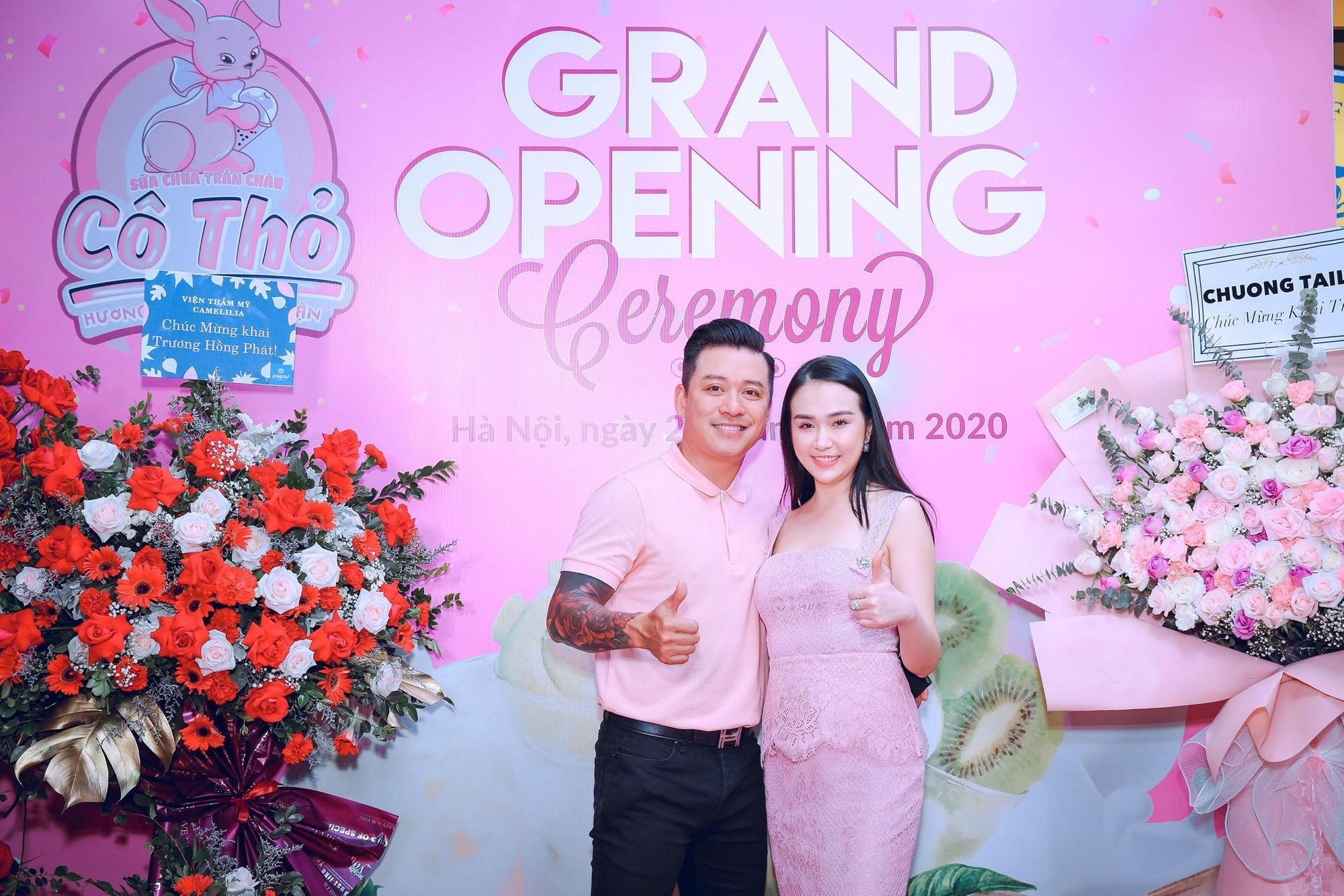Hương Baby - Tuấn Hưng mở 40 chi nhánh sữa chua trân châu trên toàn quốc - Ảnh 4.