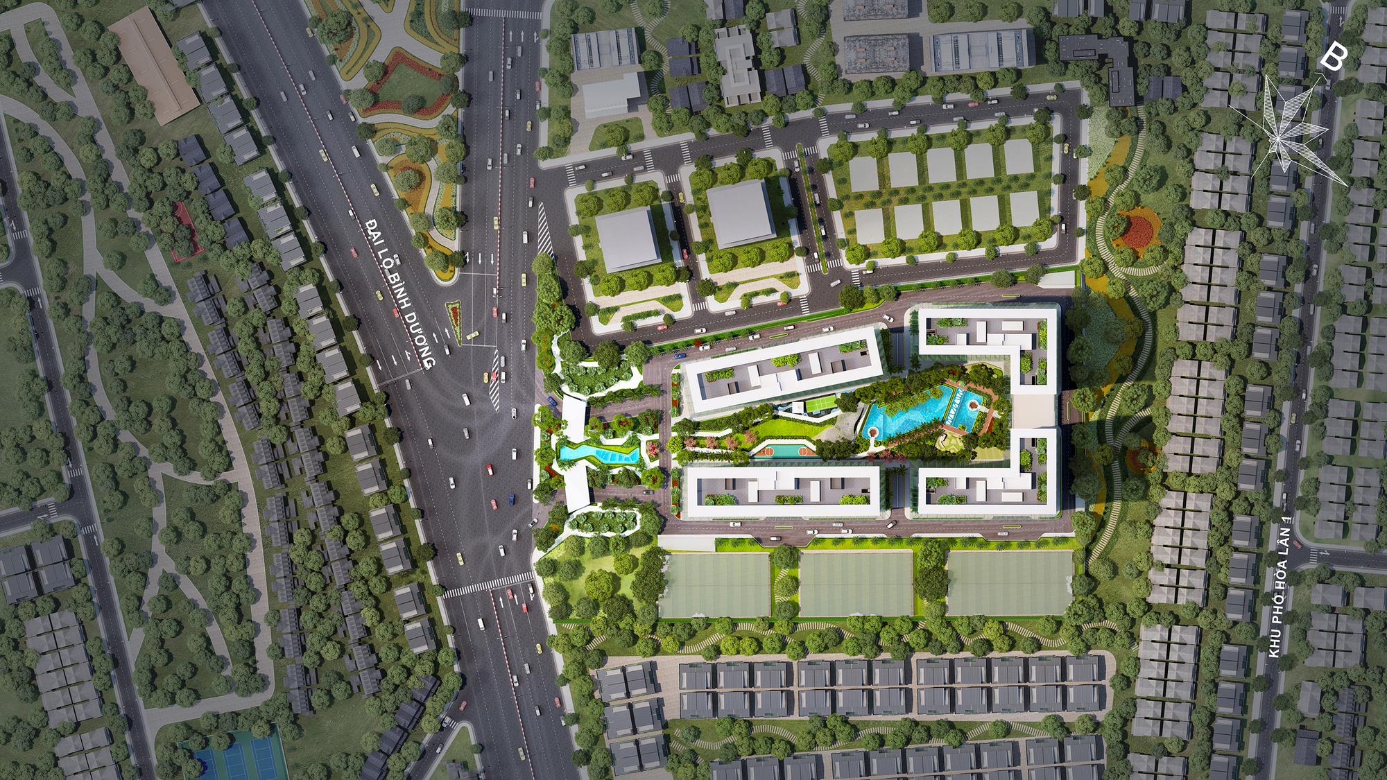 """ANDERSON PARK - Không gian sống """"ngàn tiện ích trong một"""" tại thành phố trẻ Thuận An có gì hấp dẫn? - Ảnh 10."""