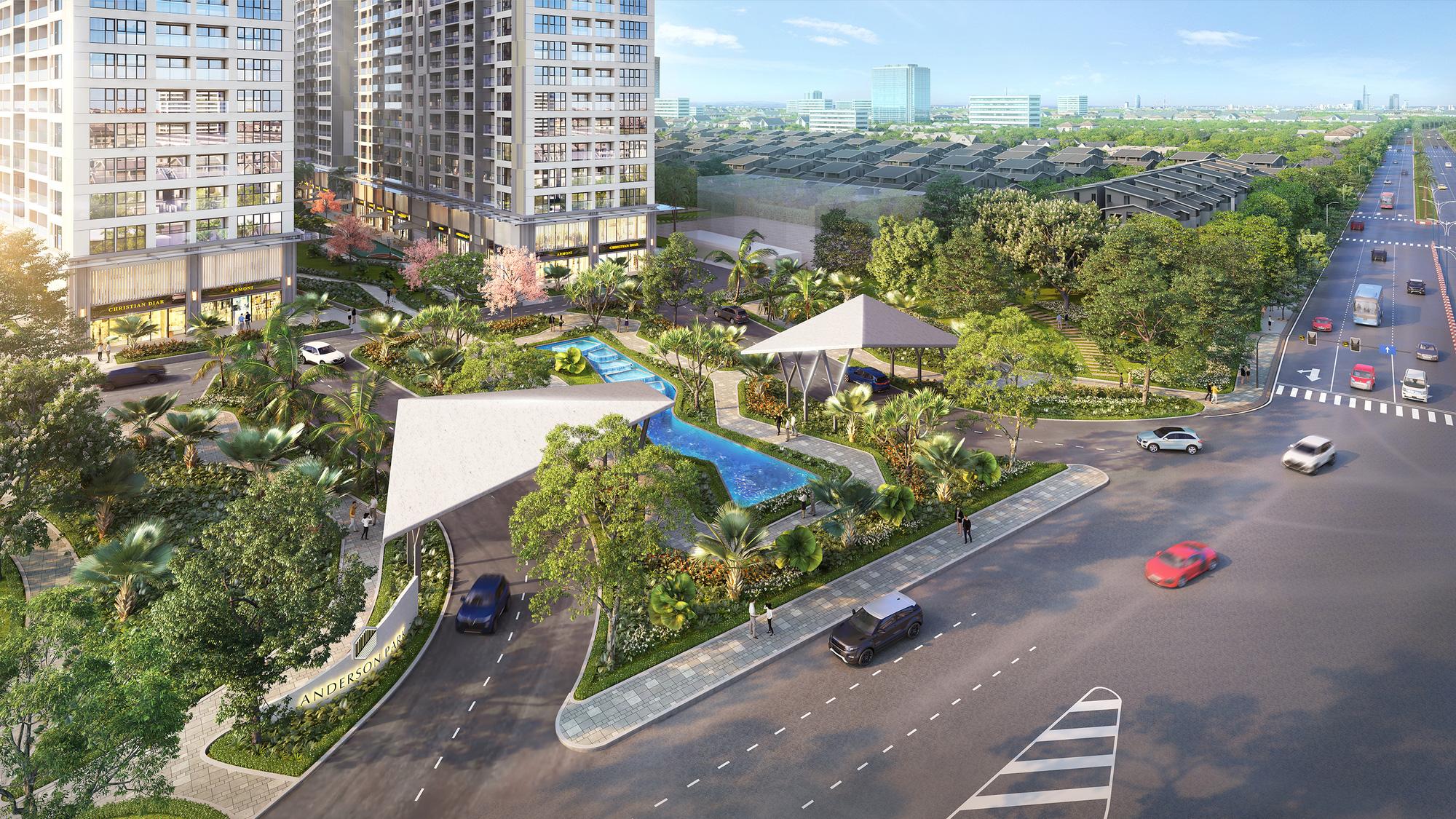 """ANDERSON PARK - Không gian sống """"ngàn tiện ích trong một"""" tại thành phố trẻ Thuận An có gì hấp dẫn? - Ảnh 5."""