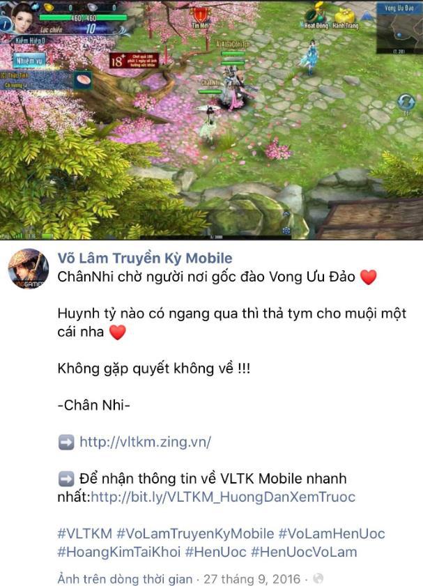"""Cộng đồng VLTK Mobile """"náo loạn"""" truy tìm tung tích Chân Nhi, Ban điều hành treo thưởng hậu hĩnh cho ai tìm thấy! - Ảnh 1."""
