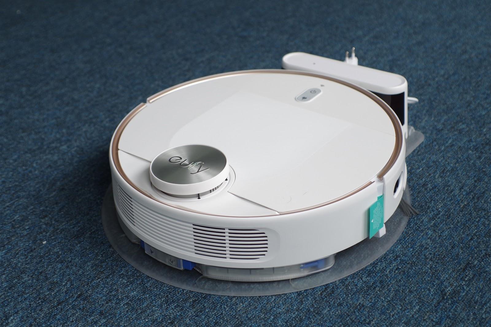 Robot hút bụi cao cấp Eufy RoboVac L70 Hybid: Hút và lau trong 1! - Ảnh 2.