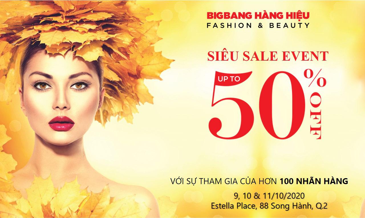 Săn hàng hiệu sale ở Sài Gòn với sự kiện hoành tráng ngày 10/10 - Ảnh 5.