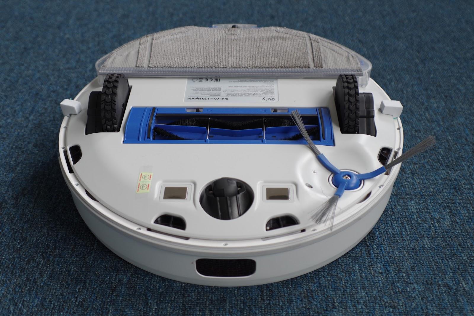 Robot hút bụi cao cấp Eufy RoboVac L70 Hybid: Hút và lau trong 1! - Ảnh 5.