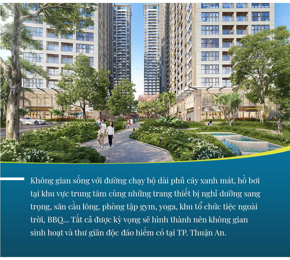 """ANDERSON PARK - Không gian sống """"ngàn tiện ích trong một"""" tại thành phố trẻ Thuận An có gì hấp dẫn? - Ảnh 7."""