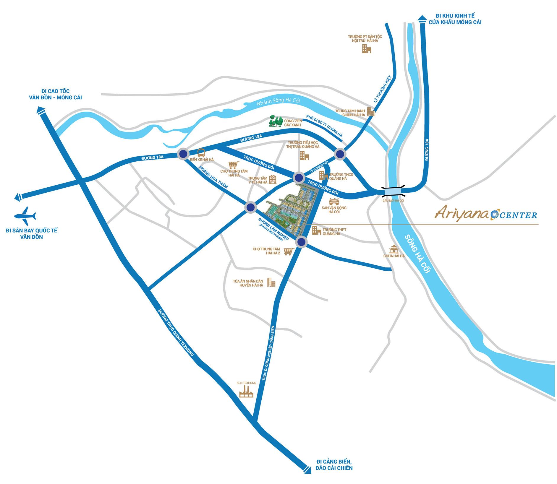 Giải mã sức hút Ariyana Center tại trung tâm Hải Hà – Quảng Ninh - Ảnh 1.