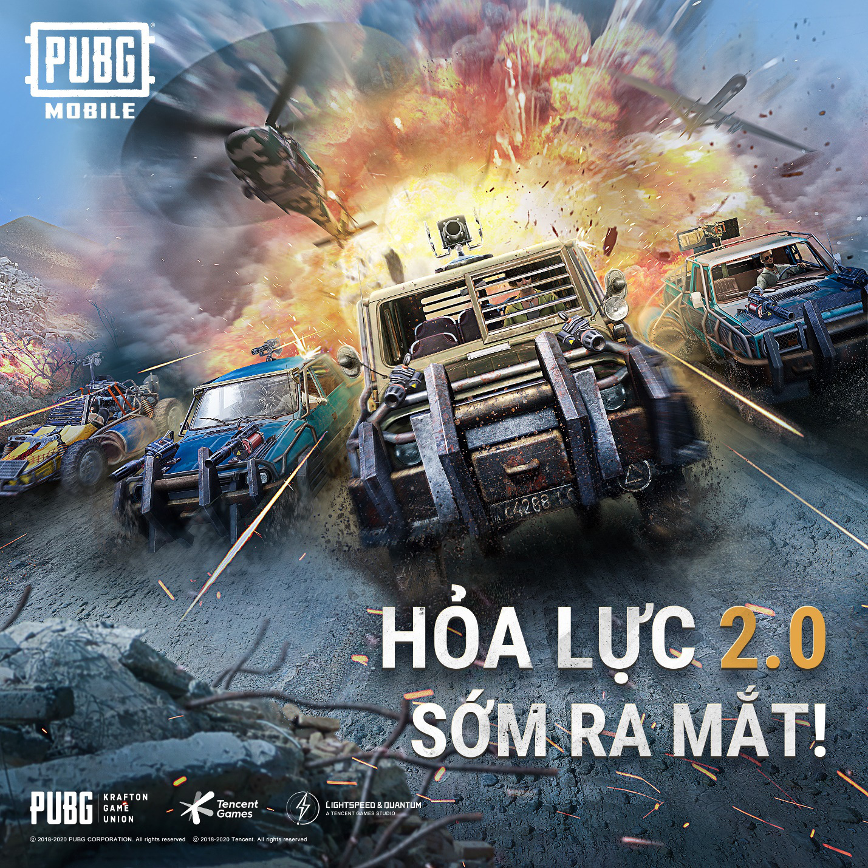PUBG Mobile: Chế độ Hỏa lực 2.0 chính thức ra mắt hứa hẹn một chiến trường đầy khói lửa sắp diễn ra - Ảnh 2.