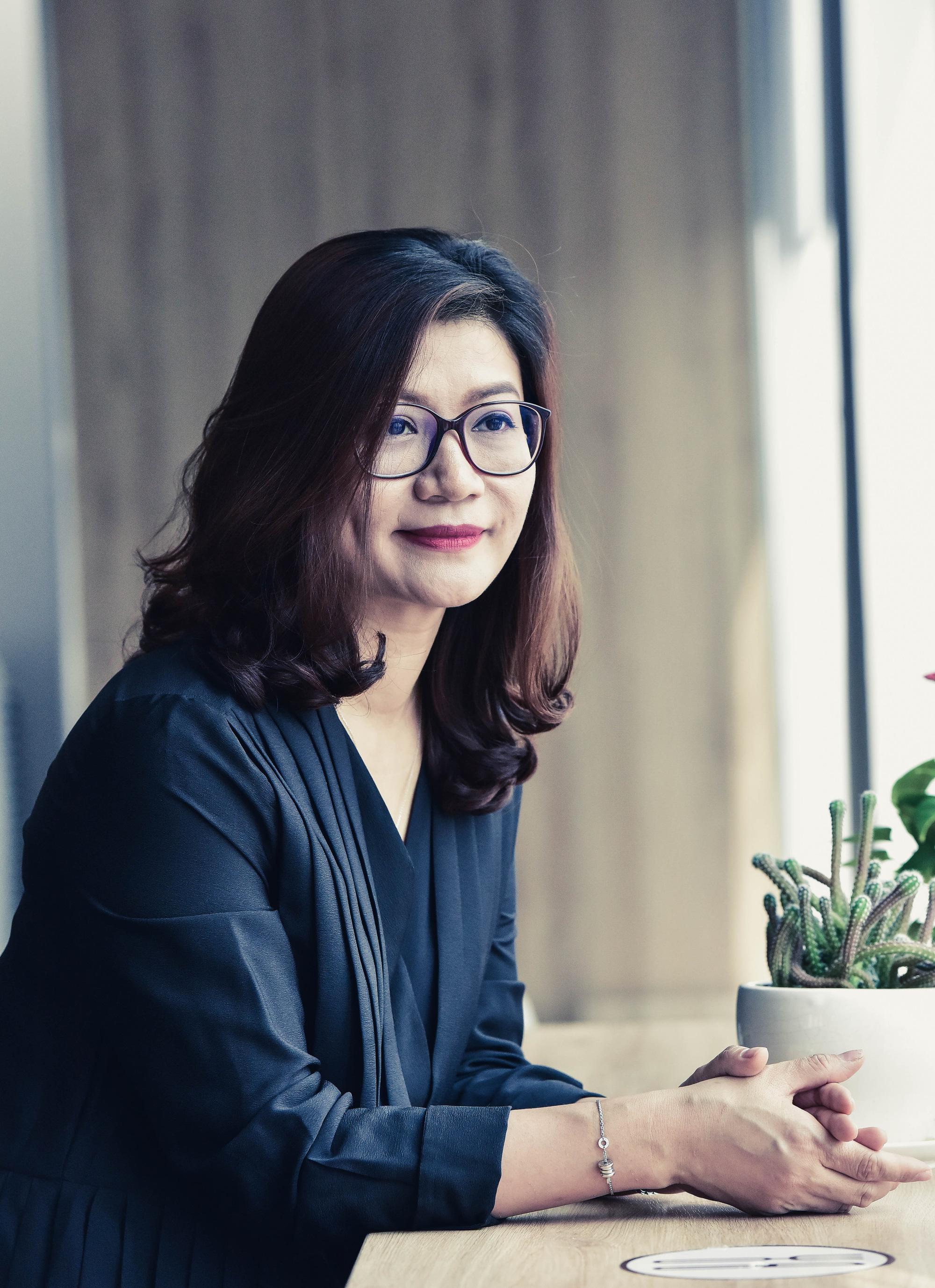 CMO Nguyễn Thị Thúy Hằng: Làm việc ở Lazada sẽ có tư duy như chủ của một start-up - Ảnh 11.