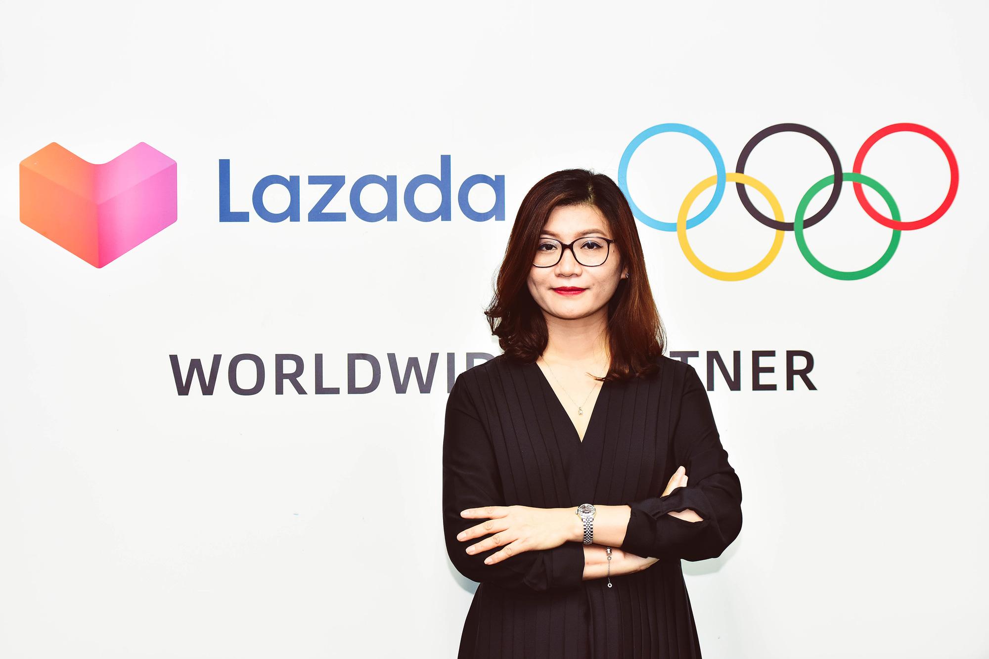 CMO Nguyễn Thị Thúy Hằng: Làm việc ở Lazada sẽ có tư duy như chủ của một start-up - Ảnh 8.