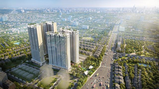 """Thanh toán 30% nhận ngay căn hộ """"resort"""", chiết khấu đến 480 triệu đồng - Ảnh 2."""