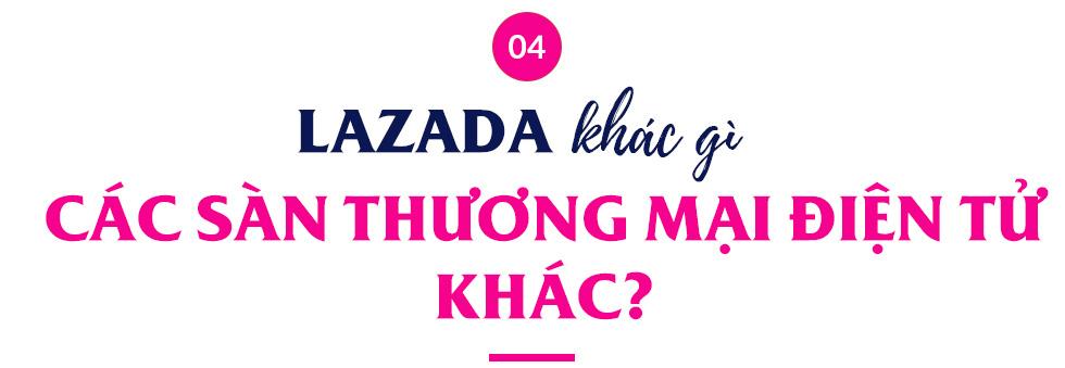 CMO Nguyễn Thị Thúy Hằng: Làm việc ở Lazada sẽ có tư duy như chủ của một start-up - Ảnh 13.