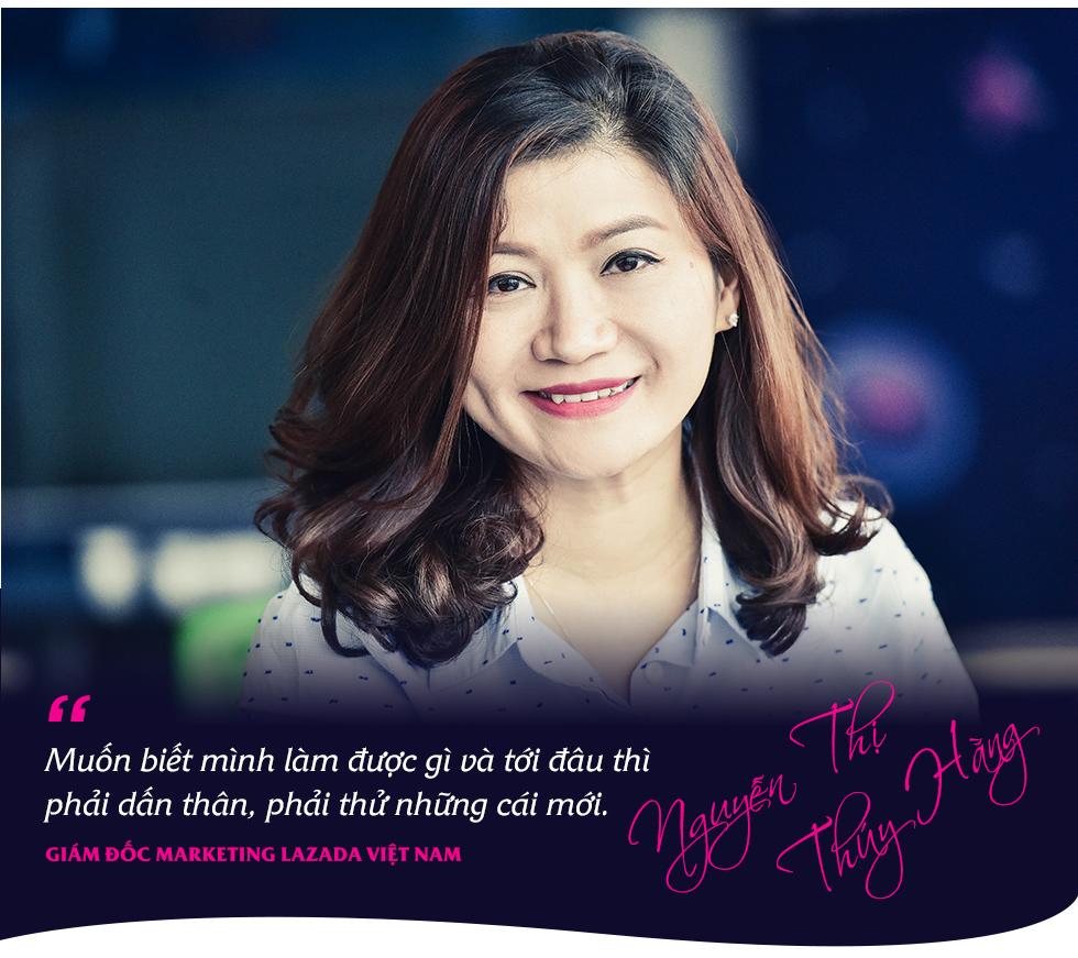 CMO Nguyễn Thị Thúy Hằng: Làm việc ở Lazada sẽ có tư duy như chủ của một start-up - Ảnh 4.