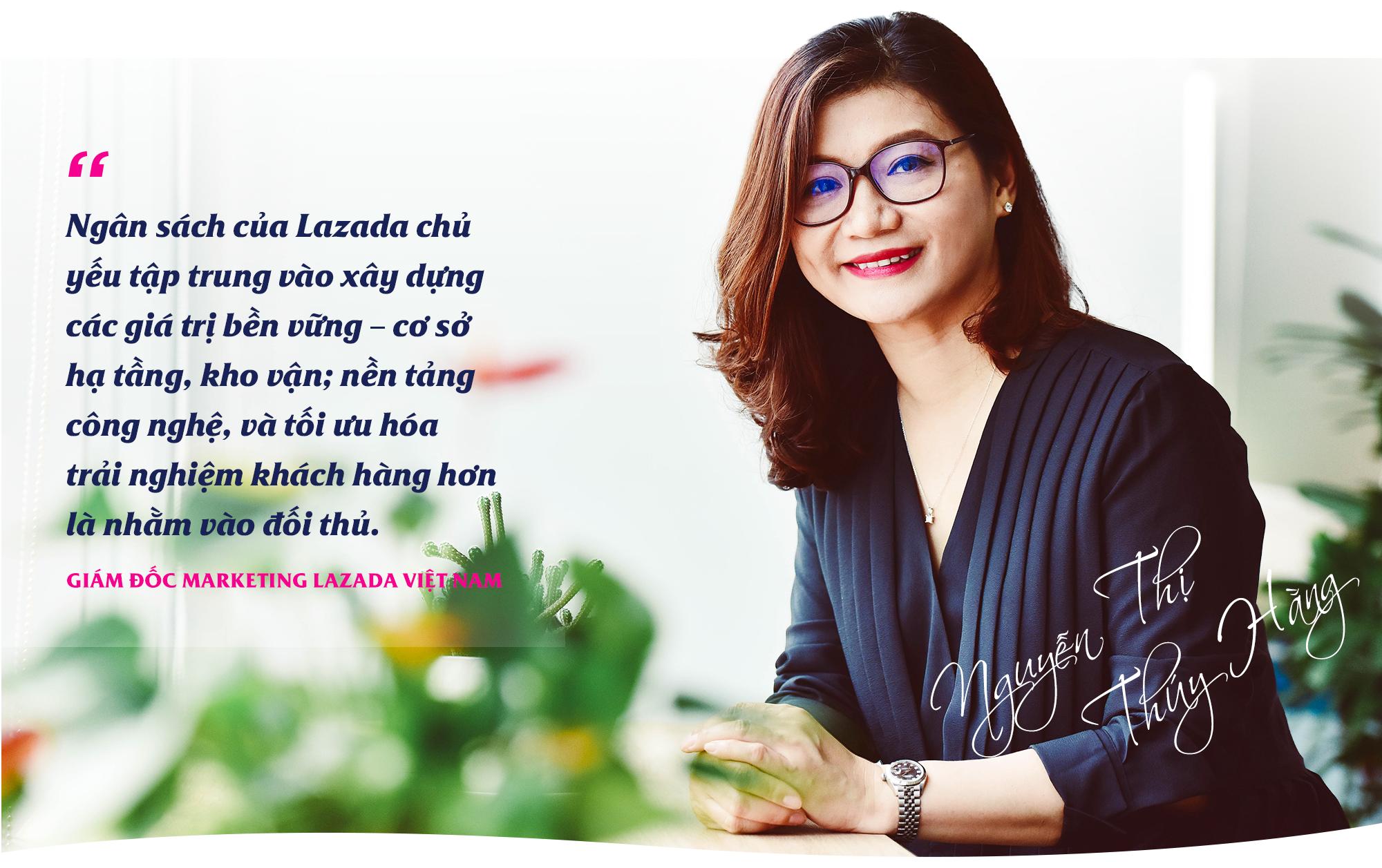 CMO Nguyễn Thị Thúy Hằng: Làm việc ở Lazada sẽ có tư duy như chủ của một start-up - Ảnh 12.