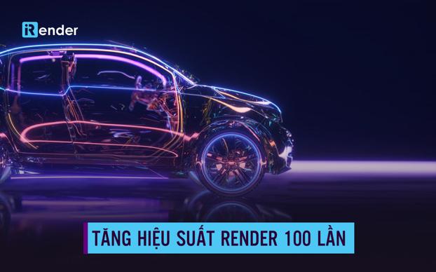 iRender – Câu chuyện về một công ty công nghệ nhỏ bé với giải pháp render trong lĩnh vực đồ họa - Ảnh 1.